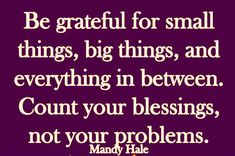 Grateful Quotes, Blessed