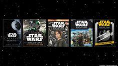 Un programma di pubblicazioni dedicato a Rogue One: A Star Wars Story!