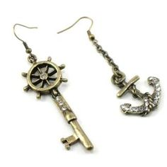 Love pirates jewelry