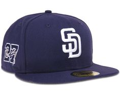 San Diego Padres Matt Kemp Name & Number 59Fifty Fitted Baseball Cap by NEW ERA x MLB