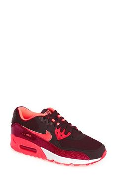 Free shipping and returns on Nike 'Air Max 90' Sneaker (Women) at Nordstrom.com. A chunky, extra-cushioned sole and collar update a classically designed sneaker for the epitome of retro, comfy chic.