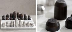 Project idea: DIY Metal Chess Set Pottery Barn Recreation #PotteryBarnHack