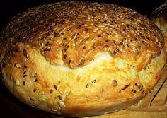 Ψωμί αγνό, χειροποίητο, σπιτικό, γευστικό, γρήγορο, εύκολο και υγιεινό