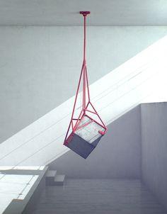 Fabrice Le Nezet est un artiste contemporain anglais qui vit et travaille à Londres.  Son travail « Measure » se base sur les tensions et les points de rupture dans les matériaux basiques de la construction, tels que le béton et le métal.  Un joli travail sur les forces et les contraintes physiques au travers de ses oeuvres monumentales.