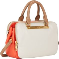 Marc by Marc Jacobs Goodbye Columbus Sylvie Satchel Sale up to 70% off at Barneyswarehouse.com