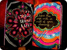 WTJ: Cut Through Several Layers and Infuse by eklektick, via Flickr
