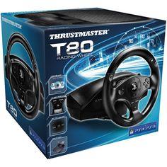 PS4 Thrustmaster T80 Oyun PS4 Direksiyon