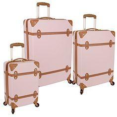 Diane Von Furstenberg Saluti 3 Piece Hardside Set, Lavendar Mist/Vachetta, One Size Diane von Furstenberg http://www.amazon.com/dp/B00P2OS3SA/ref=cm_sw_r_pi_dp_cwqxvb10M114J