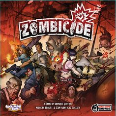 Zombiecide - played last night