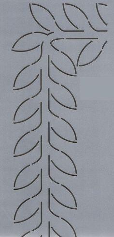 """Circa 1850 5"""" - The Stencil Company"""