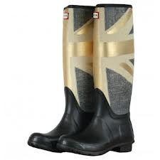 Hunter Union Jack Gold