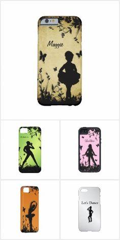 Dance Phone Cases 15