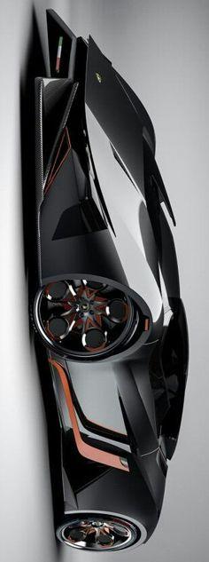 Lamborghini Diamante Concept by Levon