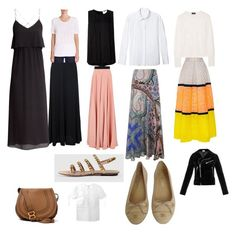 """""""A maxi to work?"""" by reneerapp on Polyvore"""