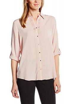 GERRY-WEBER-Womens-34-sleeve-Blouse-Pink-14-0