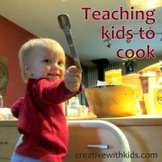 Do you have a family favorite food to cook with your kids?