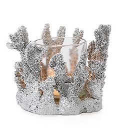 Coralreef_candleholder_silver_901607