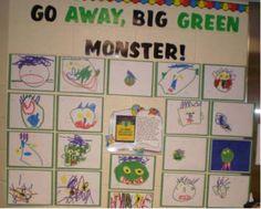 October   Miss Raquel Sterczek's First Grade Classroom Website