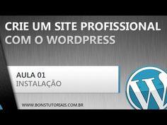 Crie um site profissional com o WordPress -- Instalando o Wordpress