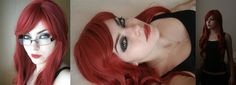 My red wig :)