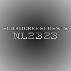 hoogwerkercursus.nl2323