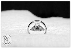 wedding rings in snow...possibility