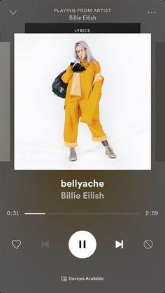 Music Mood, New Music, Good Music, Mood Songs, Billie Eilish, Song Lyrics Wallpaper, Music Wallpaper, Music Video Song, Song Playlist