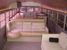 School bus conversion... site has a list of pros and cons for converting a school bus into an rv/skoolie with floor plans to boot... I just didn't see a bathroom included in any. http://www.schoolbusdriver.org/skoolies.html