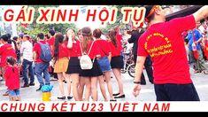 FHD | GÁI XINH XEM BÓNG ĐÁ CHUNG KẾT U23 VIỆT NAM GẤU AI VÀO NHẬN NHÉ | ...