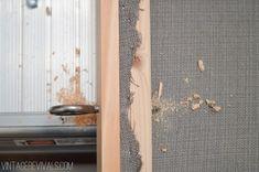 How To Build A Lightweight Sliding Barn Door - DIY Lightweight Sliding Barn - Sliding Screen Doors, Diy Sliding Barn Door, Sliding Panels, Diy Door, Making Barn Doors, Building A Barn Door, Diy Slides, Rideaux Design, Barn Door Closet