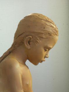 """Résultat de recherche d'images pour """"sculpter une tete d enfant"""""""