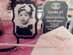 "Photo 7 of 18: Coco Chanel / Birthday ""Aaliyah's First Birthday"" 