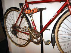 Make It!   DIY Welded Bike Stand   Adafruit Learning System