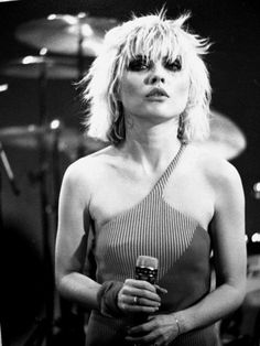 blondie - thought I found love and it was a gas - soon found out - had a heart of glass