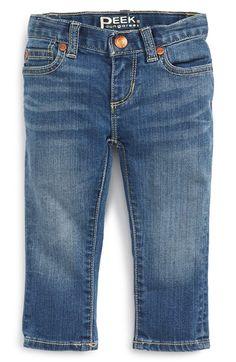 Peek+'Maya'+Skinny+Jeans+(Baby+Girls)+available+at+#Nordstrom