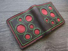 Изготавливаем кожаный кошелек: публикации и мастер-классы – Ярмарка Мастеров