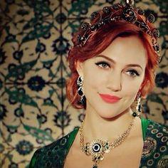 Hurrem Sultan Magnificent Century -Meryem Uzerli