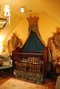 old world crown decor   my son's old world french victorian nursery, this is our son's nursery ...