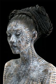 Goddess Mahina II by eyelevelstudio.deviantart.com on @DeviantArt