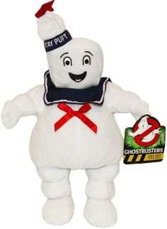 "Amazon.com: Ghostbusters 10"" Plush: Stay Puft Marshmallow Man: Toys & Games"