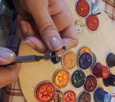 Risultati immagini per bijoux capsule nespresso tutorial
