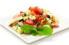 This fruit and veggie-heavy salsa is full of zesty taste that will go over great at any party.