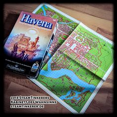 #Havena is a city, which is set in the world of #Aventuria. I experienced a lot of fantastic adventures there when I was younger. I love this city and I can't wait to get the source book for #TheDarkEye. ❤️ #DasSchwarzeAuge #DSA5 #DSA