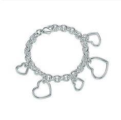Tiffany & Co Heart Chain Bracelet