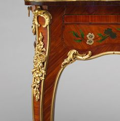 Writing table (table à écrire) Maker: Bernard II van Risenburgh (ca. 1696–ca. 1767) Date: ca. 1755