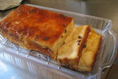 Ivonne's Bread Pudding - from The Bestest Recipes Online Creative Desserts, Great Desserts, Delicious Desserts, Dessert Recipes, Yummy Food, Brunch Recipes, Cooking Pumpkin, Pumpkin Bread, Pan Cubano