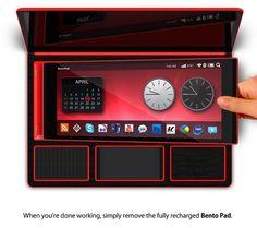 Bento Laptop Tablet Hybrid by by Rene Woo-Ram Lee