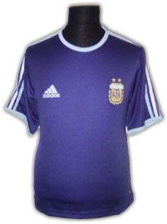 Argentina Adidas Argentina Climalite Training 06/07 Authentic 06-07 Argentina Climalite Training shirt to be worn by players in this summers World http://www.comparestoreprices.co.uk/football-kit/argentina-adidas-argentina-climalite-training-06-07.asp