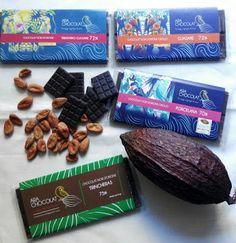El mundo del chocolate