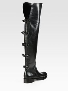Valentino - Multi Bow Over-The-Knee Boots - Saks.com